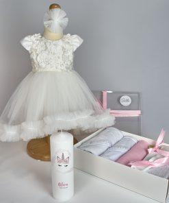 Trusou Complet Botez-unicorn pink11