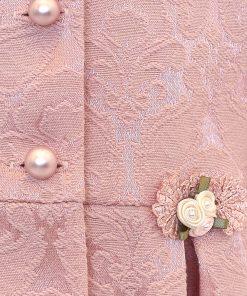 Pardesiu fetite roz pudrat