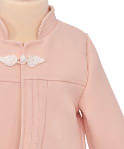 Pardesiu bebe roz pudra