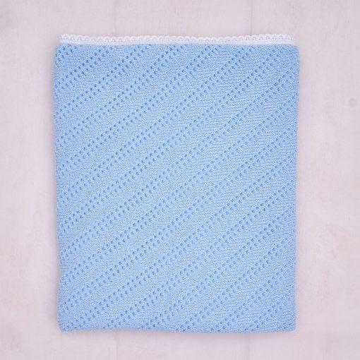 paturica tricotata reversibila